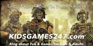 video games train soldiers