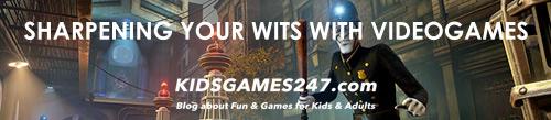 videogames skills
